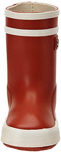 Aigle Baby Flac, Primeros Pasos unisex Rojo - Rouge (Rouge New)