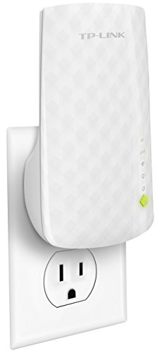 TP-Link AC750 Dual Band WiFi Range Extender with High Speed Mode and Smart Signal Indicator (RE200 V2)