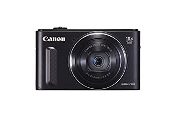 Canon Powershot Sx610 Hs - Wi-fi Enabled (Black) 3
