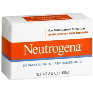 NEUTROGENA SOAP ACNE CLEAN 3.5 OZ