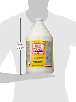 Mod Podge Waterbase Sealer, Glue & Finish (1-gallon), Cs11304 Matte Finish 6