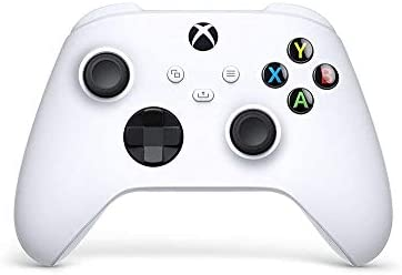 Xbox Wireless Controller, Bianco Robot