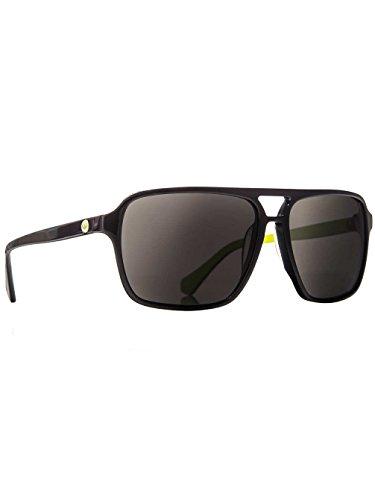 Dragon Alliance Grey Passport Jet Acid Sunglasses by Dragon Alliance