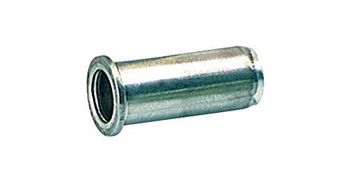 Blindnietmutter M6 Bohrloch-D.9, 1 nietb.Materialst.1, 0- 2, 5 verpackt a 50 Stü ck PROMAT