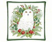 Feeder Display Stake (Snowy Owl Spiced Hot Pad)