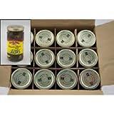 Old El Paso Sliced Jalapeno Peppers - 12 oz. jar, 12 jars per case