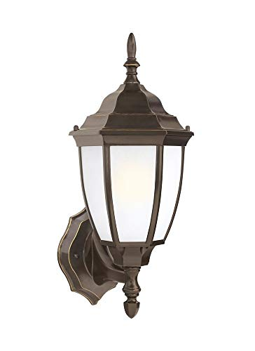 Sea Gull Lighting 89940EN3-782 One Light Outdoor Wall Lantern 15.5