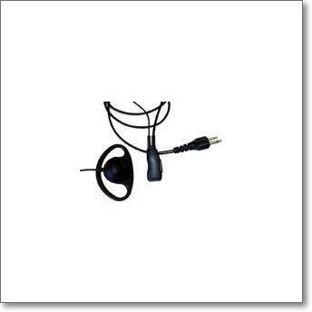 [해외]Comet 귀 걸이 어 루프마이크 CEM200YL 방수 형 / Comet Ear Loop Microphone CEM200YL Waterproof type