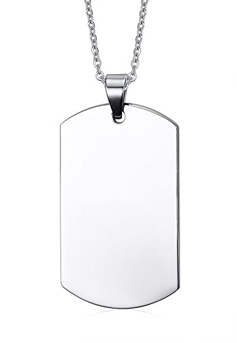 custom name necklace for men - 7