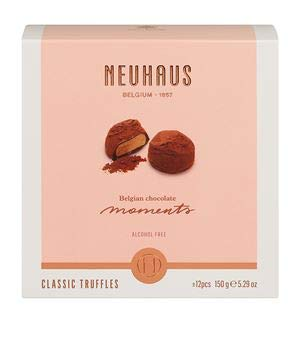 Neuhaus Belgian Chocolate Moments Classic Truffles