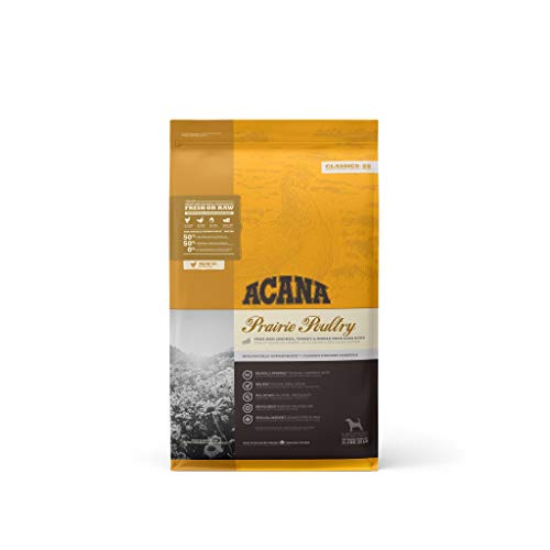 ACANA Prairie Poultry Comida para Perros – 11400 gr