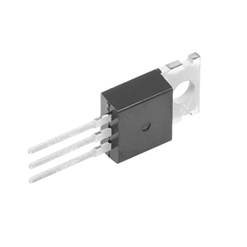 SODIAL(R) IRF530 100V 14ANチャネルパワーMOSFET TO-200AB 5個