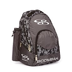 "Boombah Tyro Baseball / Softball Bat Backpack - 20"" x 15"" x 10"" - Stealth Camo Series - 8 Color Options - Holds 2 Bats up to Barrel Size of 2-5/8"""