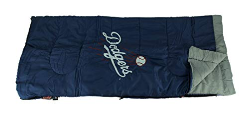Coleman MLB Los Angeles Dodgers Sleeping Bag
