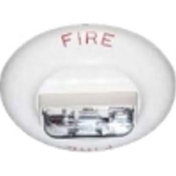 Wheelock Rss 24mcc Fw Rss 24mcc White Ceiling Mount Fire
