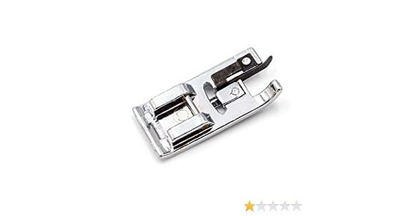 vhbw Accesorio Repuesto máquina de Coser, prensatelas overlock con ...