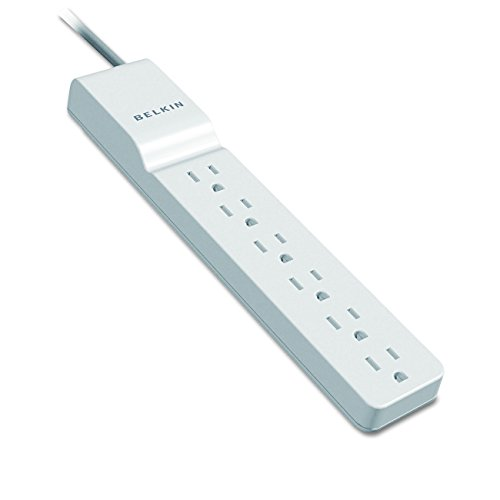 strip power Homeplug surge protected compatible