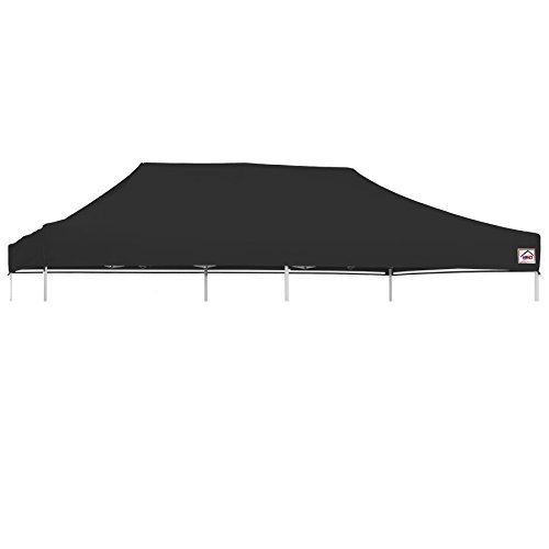 Impact Canopy 10' x 20' Pop-Up Canopy Tent Top, Replacement Cover Only, - Canopy Top Impact