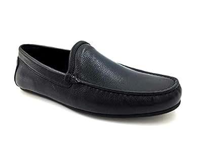 Cavallo Black Slip On For Men