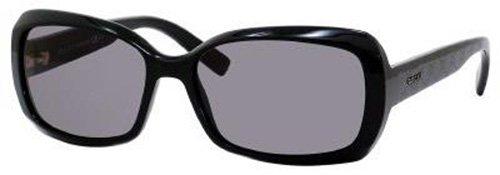 GUCCI Sunglasses 3206/S 0D28 Shiny Black 56MM