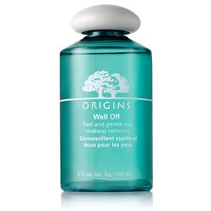 Origins Well Off Fast and Gentle Eye Makeup Remover 5 fl oz (Qunatity of 2)