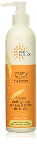 Earth Science A-D-E Creamy Fruit Oil Cleanser, 8 fl. oz.