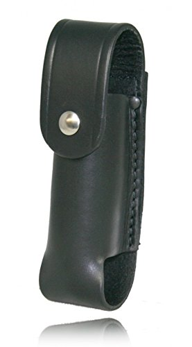 Boston Leather 5526-1 Mark 4 Chemical Pepper Spray Holder ()