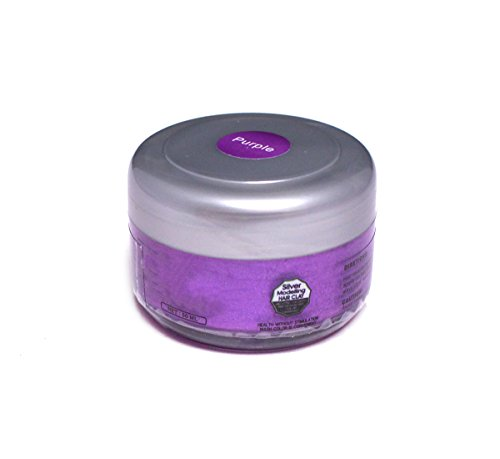 Ash Purple Temporary Colored Travel Hair Wax 50mL by Style Counsel