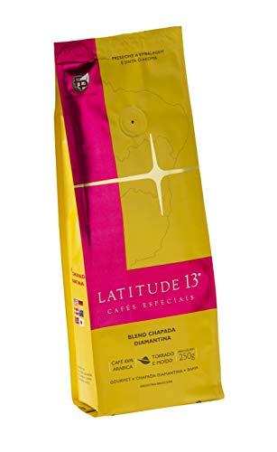 Café Latitude 13 Blend Chapada Diamantina Torrado Moído 205G Latitude 13 Sabor Outro