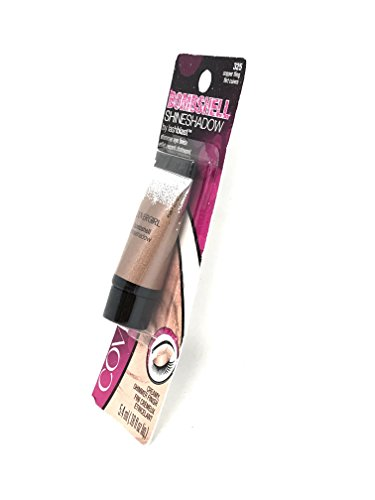 e659a6ad7c48 durable modeling CoverGirl Bombshell Shine Shadow Copper Fling 325 ...