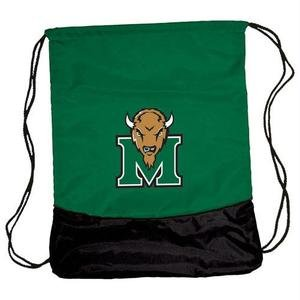 Marshall Thundering Herd Official NCAA 19 inch x 14 inch Backpack by Logo