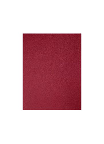11 x 17 Cardstock - Garnet (250 Qty.) | Perfect for Crafting, Invitations, Scrapbooking, 11x17 Photos, Brochures | Printable | 100lb. Text Weight | 1117-C-26-250