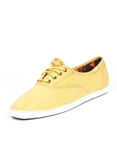 Keds Not Too Mustard Shabby Brown Sneakers qaAqpryd