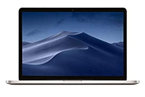 """Apple MacBook Pro 15"""" Retina Core i7 2.6GHz (MLH32LL/A), 16GB Memory, 256GB Solid State Drive (Refurbished)"""