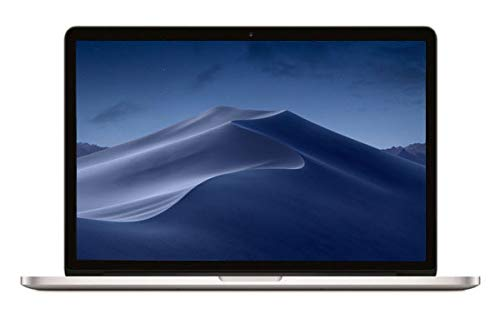 Apple Macbook Pro 15.4 inch Laptop, 2.8GHz i7 Retina Force Touch (MJLU2LL/A), 16GB DDR3 Memory, 512GB Flash Storage (Renewed) ()
