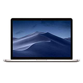 Apple MacBook Pro 15in Laptop Intel Quad Core i7 2.3GHz (ME294LL/A) Retina Display, 16GB Memory, 512GB Solid State Drive, (Renewed)