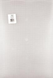 - Darice Bulk Buy Plastic Canvas 7 Count 12 inch x 18 inch Clear 33029 (6-Pack)