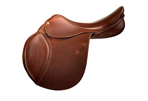 (Pessoa A/O AMS English Leather Saddle 17.5)