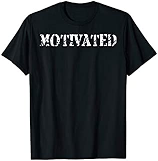 Best Gift Motivated Distressed Workout Gym Lifting Weights Fitness  Need Funny TShirt / S - 5Xl