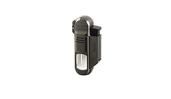 Amazon.com: Vector Torpedo - Quad Flame Torch Lighter - Gunmetal Satin: Health & Personal Care