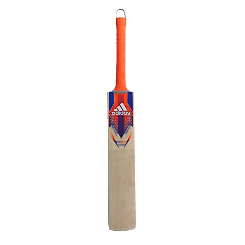 Adidas Kashmir Willow Cricket Bat, Short Handle with Cover (Full Size, Pellara Rookie) (Cricket Bats For Boys)