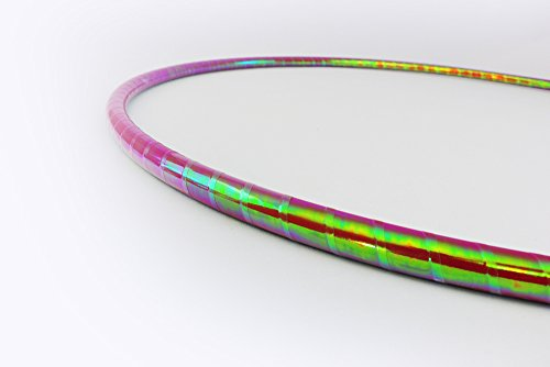Polypro Hula Hoop for Adults and Kids. Made in Bend Oregon! (Guavalicious, 26