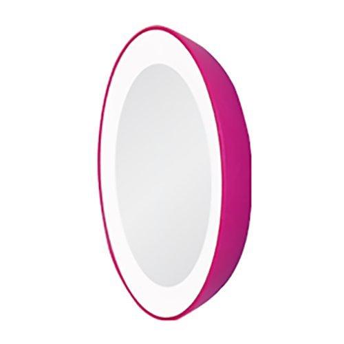 Specchio ingrandente 10x con luce LED'Nuova Generazione' Zadro Products Inc.