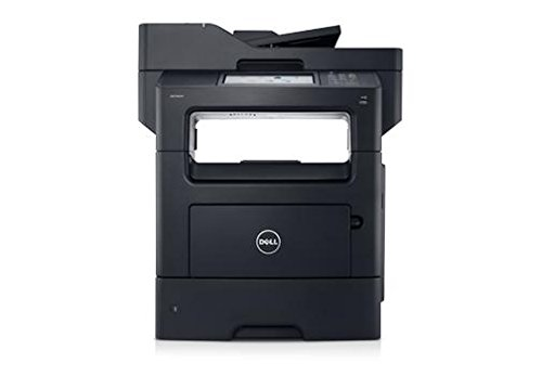 Dell B3465dnf Mono 50ppm Laser Multifunction Printer with Dell 3-Year NBD Warranty [PN: B3465dnf-3Y] by Dell