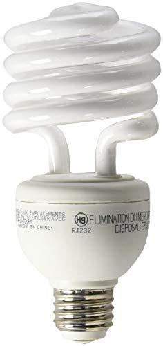 3 Way Cfl Bulbs - GE 50/100/150-Watt 3-Way CFL Light Bulb - Soft White