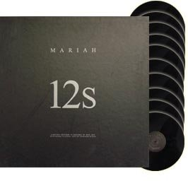 "Price comparison product image Mariah Carey / 12S (DJ Only 10 X 12"" Promo Box Set)"