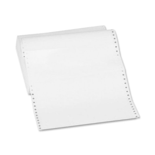Sparco Computer Paper, Plain, 18 lbs, 9-1/2 x 11 Inches, 2600 Sheet/Count, WE (SPR61291)
