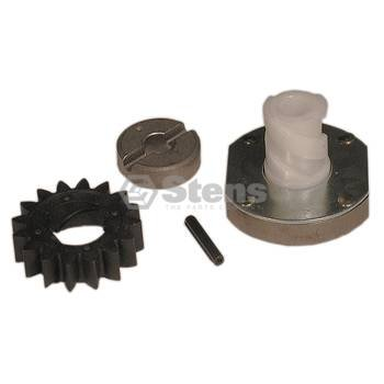 (Stens 435-863 Starter Drive Kit, Replaces Briggs & Stratton: 391461, 696535, 16 Teeth, Composite Drive Gear)