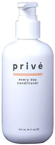Privé Every Day Conditioner (8 Fluid Ounce / 237 Milliliter) - Daily Dose of Moisture, Hydration, and Nourishment for All Hair Types