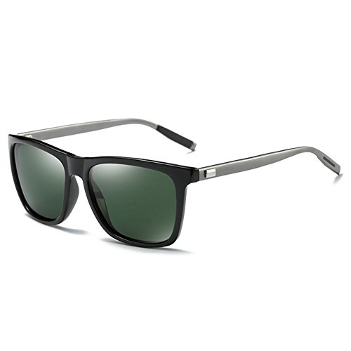 de Rayos de Viajar polarizadas Moda Aire Frame Gafas Prueba Regalo de Libre Sol Gafas al de gafafs para Gafas Gafas de Unisex Adorno Tipo Black ultravioletas Novedad Nuevo Verde de Negro Lens a 2018 Pink HUwgxZ7q